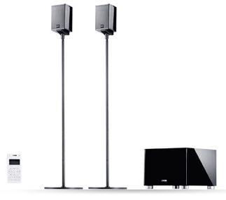 Więcej o System dźwięku przestrzennego DM 20